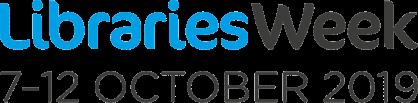 Libraries Week Logo
